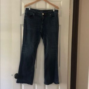 Whbm Blue Jeans